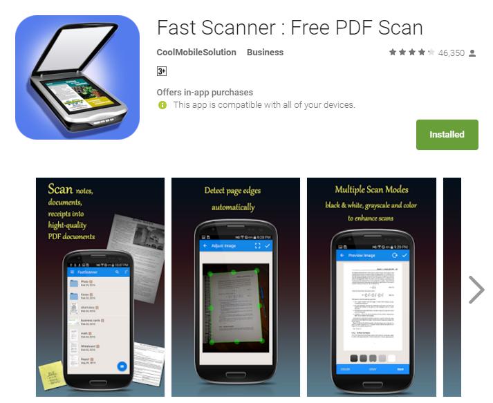 top 10 scanner apps for working professionals. Black Bedroom Furniture Sets. Home Design Ideas