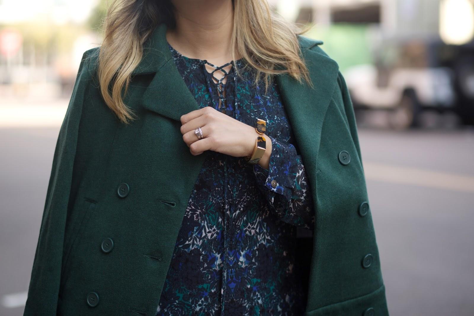 fall accessories, accessories you need this fall, elegant cuff, cabi cuff bracelet