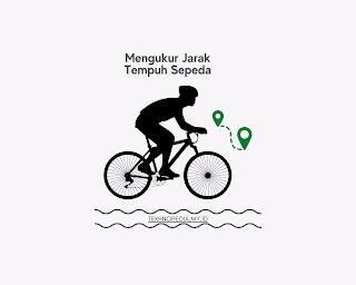 Pengukur Jarak Tempuh Sepeda