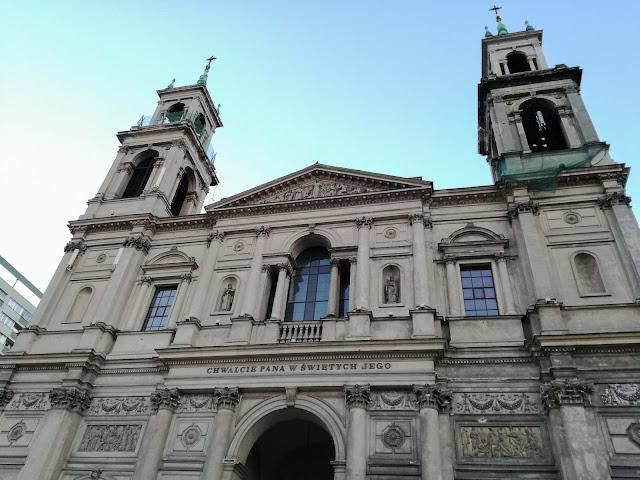 Warszawa, Kościół Wszystkich Świętych, renesans