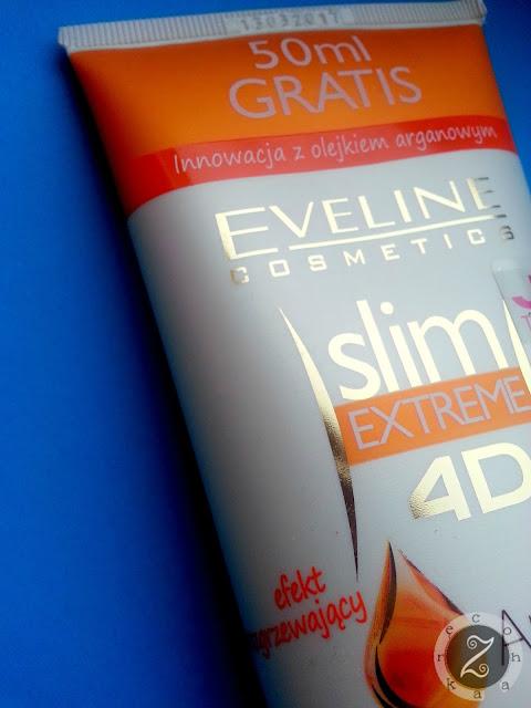 Balsam idealny na zimę: Eveline, Slim Extreme 4D, termoaktywne serum arganowe wyszczuplające