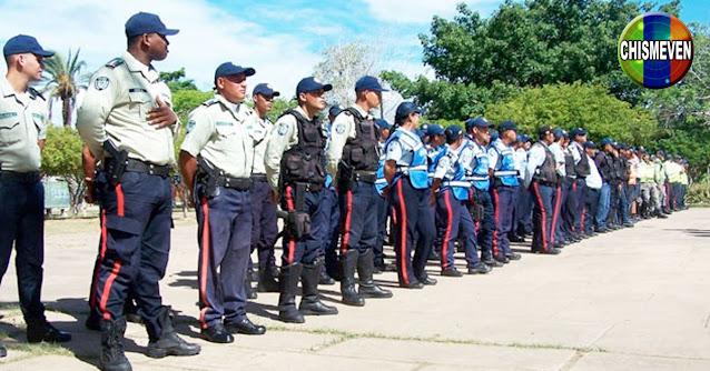 4 policias de Nueva Esparta fueron detenidos in fraganti efectuando secuestros