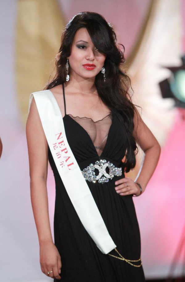 Malina Joshi Nepalese Model And Miss Nepal 2011 Winner -6531
