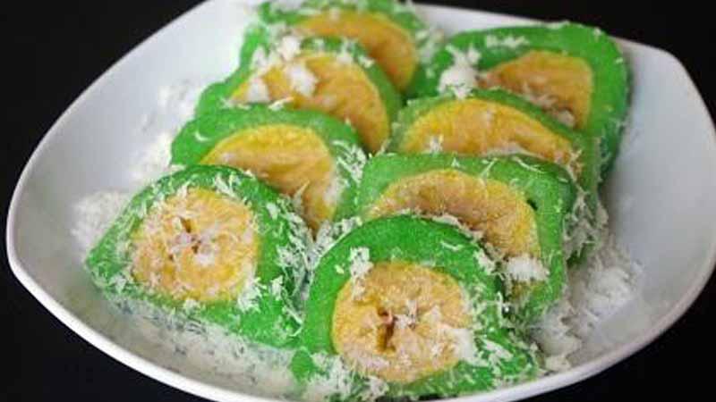 Makanan Khas Sunda Dari Singkong