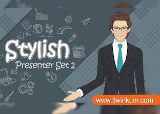 Stylish Presenter Set 2