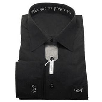 Siyah Erkek Gömlek