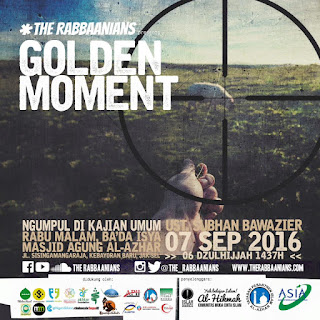 posting tentang [Download Audio] Kajian Ust. Subhan Bawazier - Golden Moment