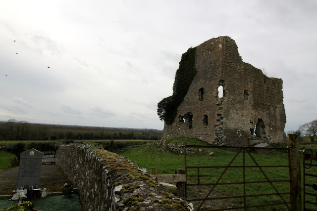 Carrick Castle near Edenderry