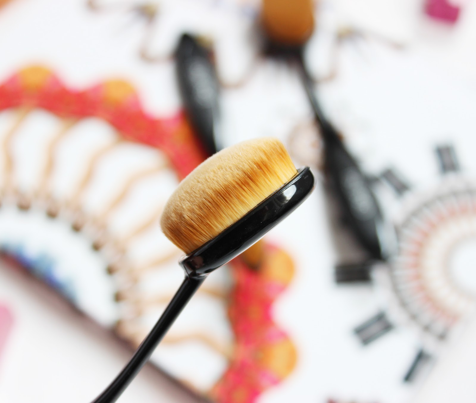 Primark Oval blending brushes Artis Dupe - review