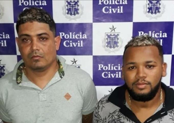 Homem suspeito de mais de 50 homicídios é preso em Valença