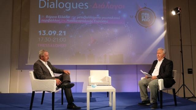 Γ. Μανιάτης: Πανίσχυρο διπλωματικό όπλο οι αγωγοί φυσικού αερίου και η παραγωγή πράσινης ενέργειας για την Ελλάδα