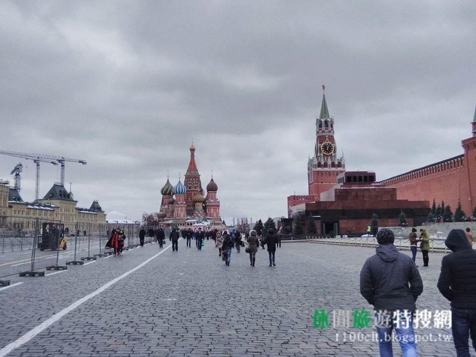 [俄羅斯/莫斯科] 世界文化遺產之一:克里姆林宮Moscow Kremlin與紅場Red Square | 休閒旅遊特搜網