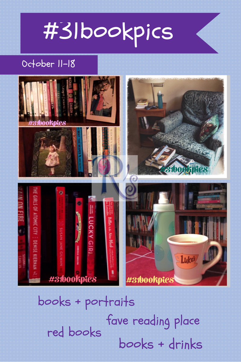 #31bookpics Week 3 collage The 3 Rs Blog