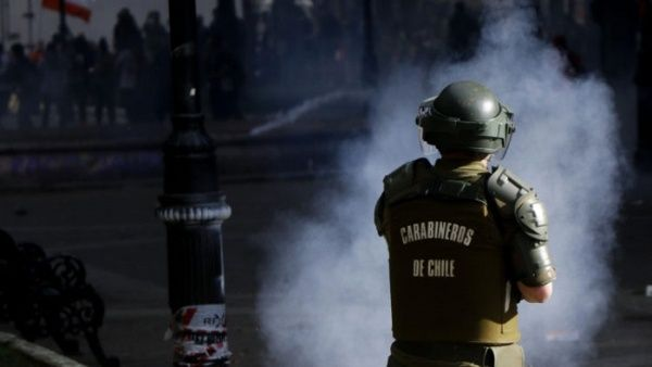Continúan denuncias por violaciones de DD.HH. en Chile