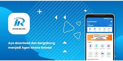 Baru: Download Apk Android IR Mobile Topup Istana Reload