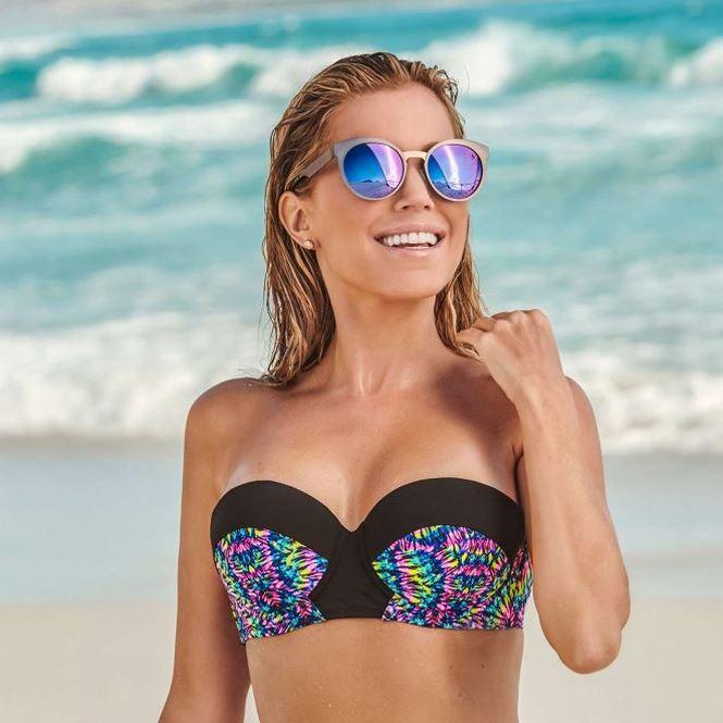 Ngắm Sylvie Meis - vợ cũ của Van der Vaart đẹp hút hồn với bikini -3