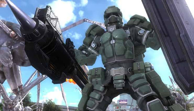 Stand and fight for humanity. This arcade shooter takes place in the year 2022, as the Earth Defense Force fends off an all-out attack by unknown….
