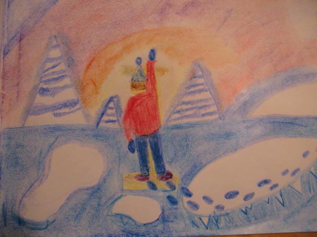 Untrodden Paths: Main Lesson Work/Epochenarbeit