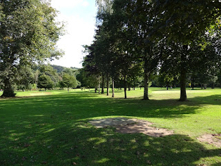 Pitch and Putt at Walton Hall and Gardens in Warrington