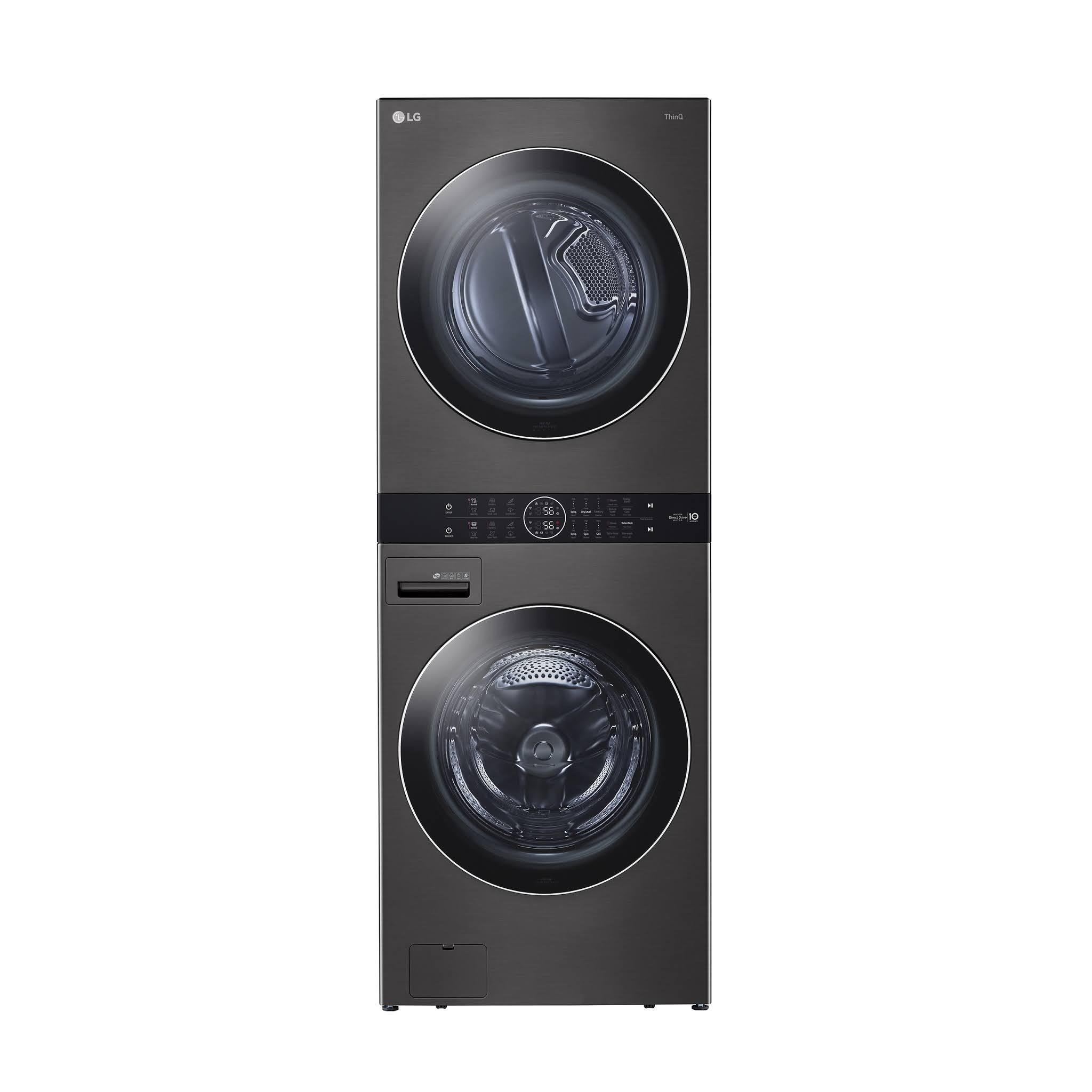 LG Washtower establece una nueva expectativa para rendimiento y conveniencia