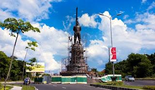 Patung I Gusti Ngurah Rai