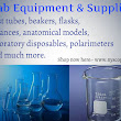 What are commonly sold chemistry supplies by Lab Company?