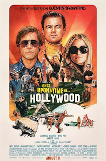 Once Upon a Time in Hollywood First Look Poster 3