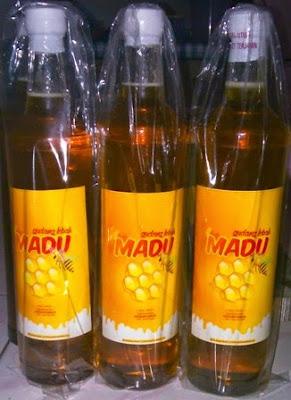 gudang lebah menjual madu di pati