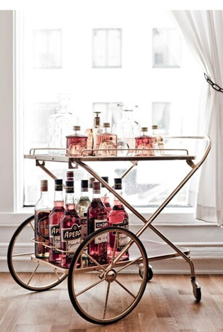 white chair ikea office quikr ahmedabad my scandinavian home: vintage and mid-century drinks trolleys for a refreshing valentine's day!