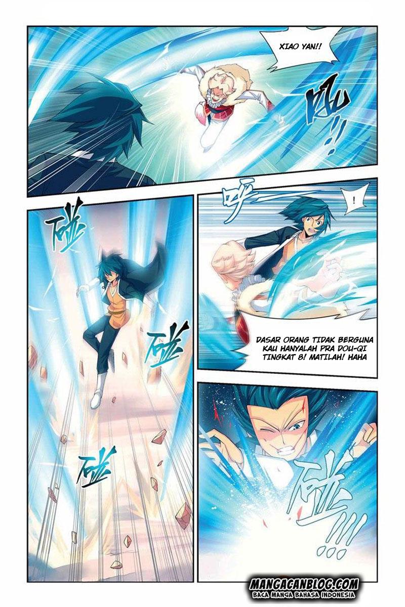 Battle Through Heaven Chapter 16-17