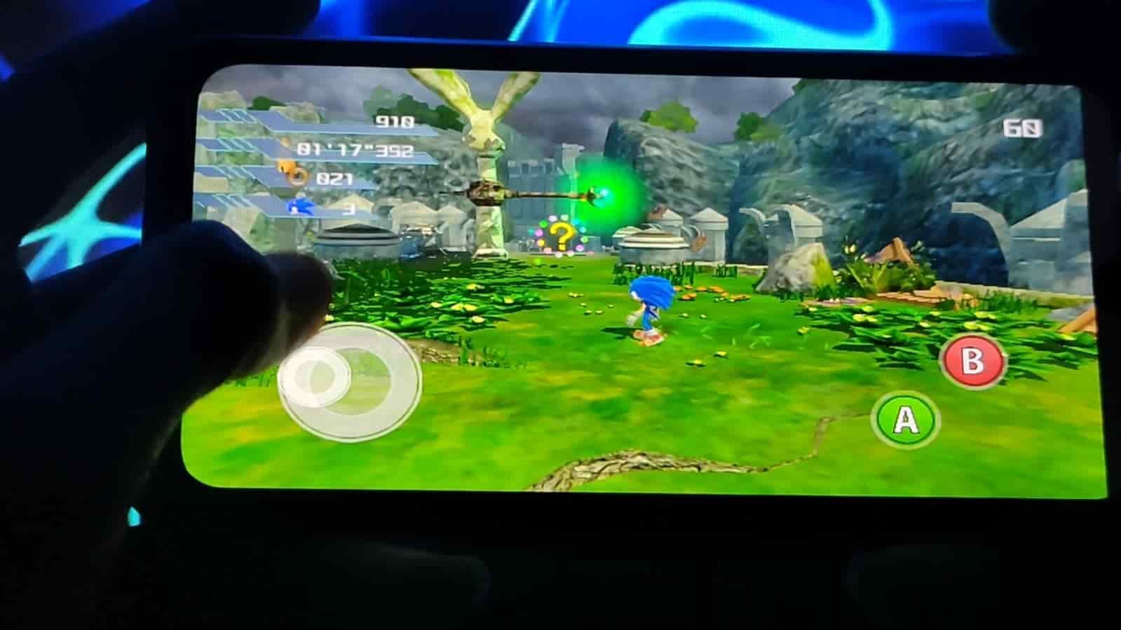 Sonic The Hedgehog Descarga El EMJOR Juego De SONIC Para Android