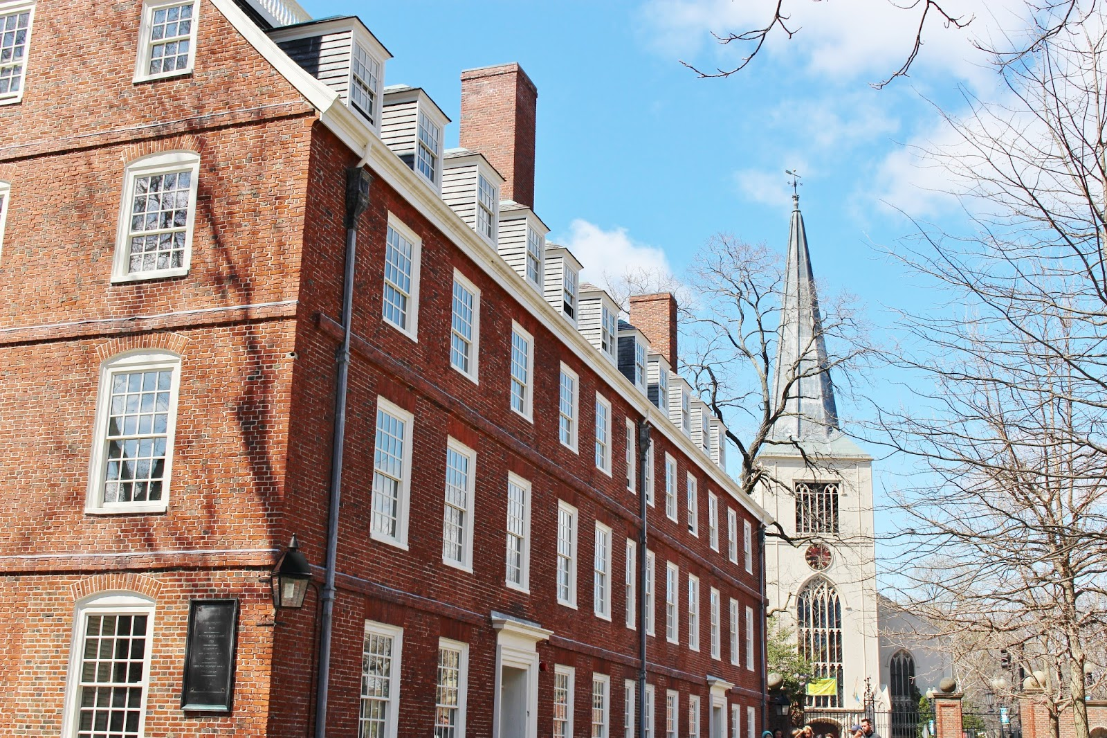 Bijuleni - Harvard buildings