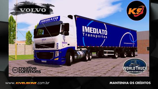 VOLVO FH09 - IMEDIATO TRANSPORTES
