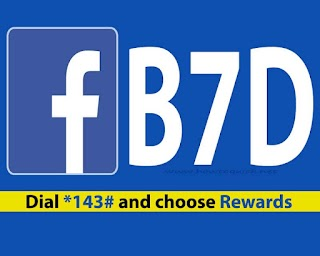 Globe FB7D – 7 Days Facebook Access using your Rewards Points