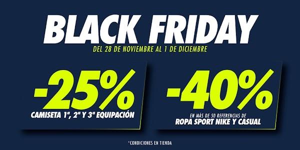 Málaga, ¡Vuelve el 'Black Friday' blanquiazul!