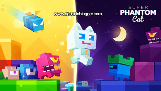 Juego Super Phantom Cat para Android