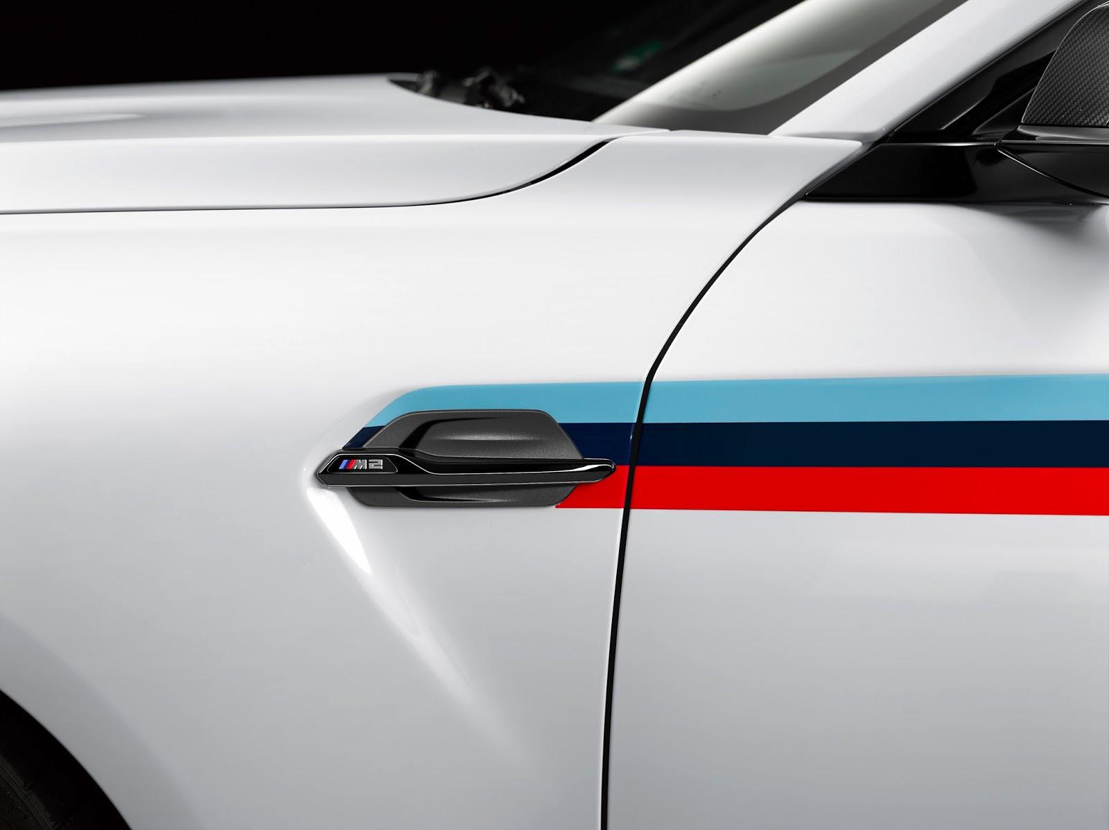 P90203612 highRes bmw m2 coup with bmw Νέα Αξεσουάρ M Performance για τη νέα BMW M2 Coupé. BMW, BMW M2, BMW M2 Coupé, Αξεσουάρ