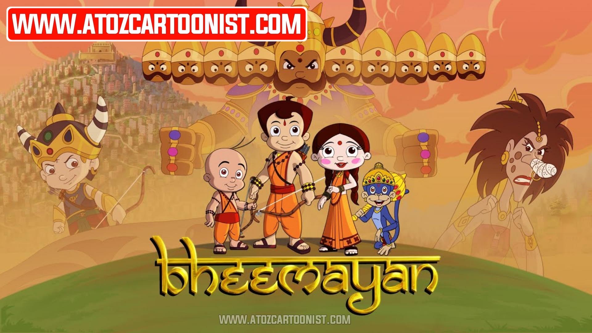 BHEEMAYAN – CHHOTA BHEEM FULL MOVIE IN HINDI – TAMIL – TELUGU DOWNLOAD (480P, 720P & 1080P)