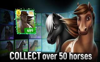 Horse Legends Epic Ride Game mod apk