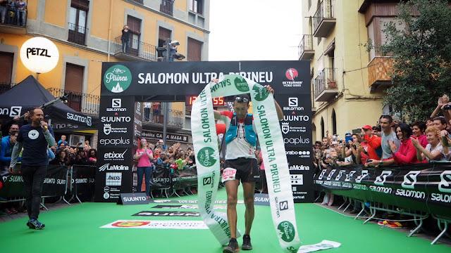 Primeros élites confirmados en Ultra Pirineu 2017