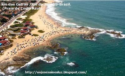 Clicl-Foto: Conheça as Praias de Rio das Ostras/R.J. Brasil