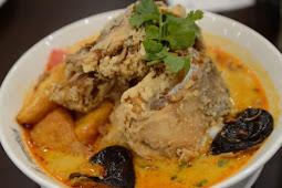 Resep Opor Ayam Padang Pedas