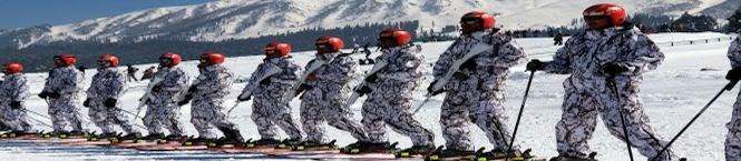 Indian Army Plans Skiing Trips In High Altitude Areas To Counter China