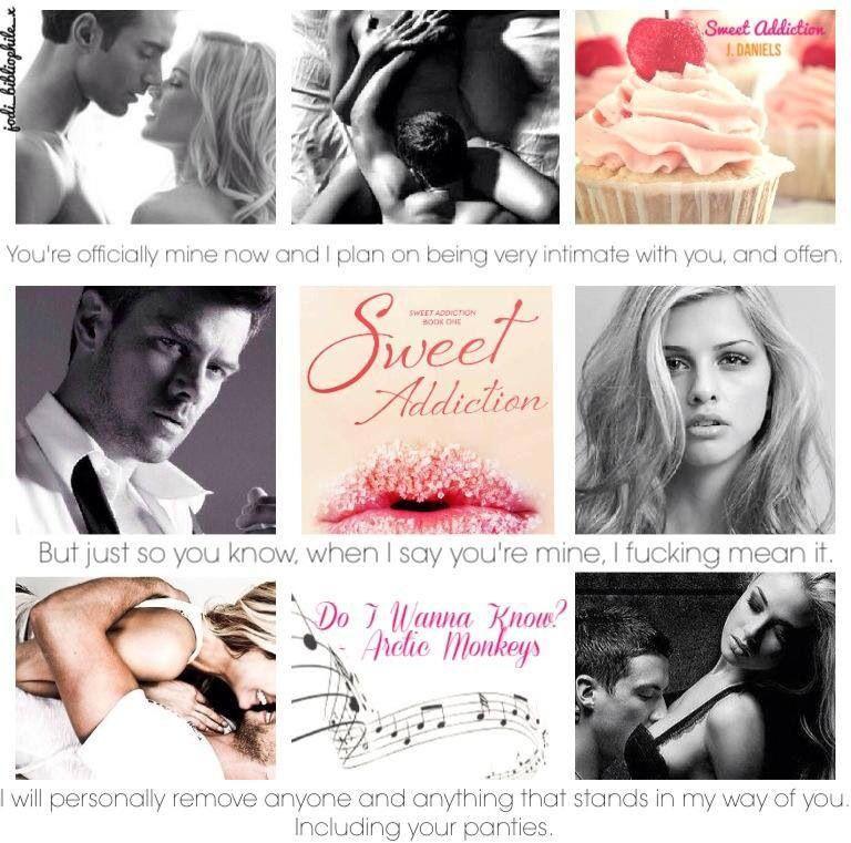 Daniels sweet addiction ebook j