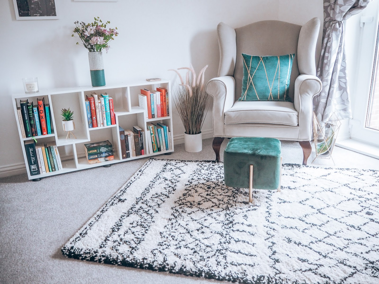 Decorating a living room
