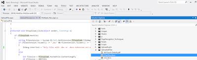 Upload file in ASP.NET