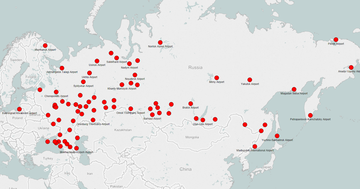 RUSSIA AIRPORTS MAP | Plane Flight Tracker on map of uk airports, map of france airports, map of iran airports, map of zimbabwe airports, map of ireland airports, map of u.s. airports, map of china airports, map of jamaica airports, map of brazil airports, map of western europe airports, map of united kingdom airports, map of new zealand airports, map of aruba airports, map of oman airports, map of philippines airports, map of mexico airports, map of swaziland airports, map of myanmar airports, map of lithuania airports, map of sri lanka airports,