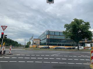 Südstadt: Bauarbeiten Hans-Böckler-Allee