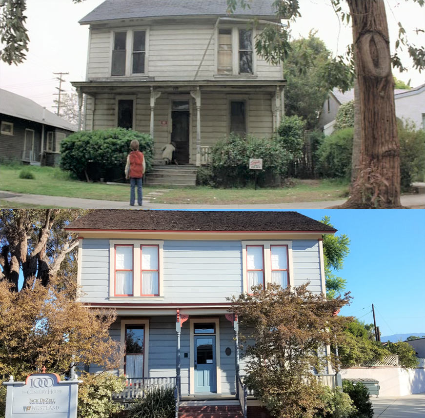 2020 South Pasadena Halloween 1978 Locations Then & Now Movie Locations: Halloween (1978)