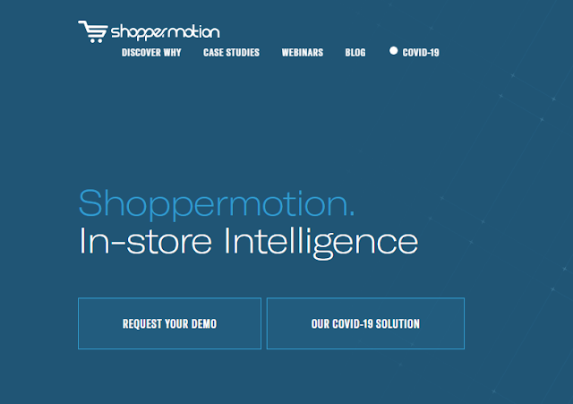 ShopperMotion is a data analytics tool being used by retail stores all over the world